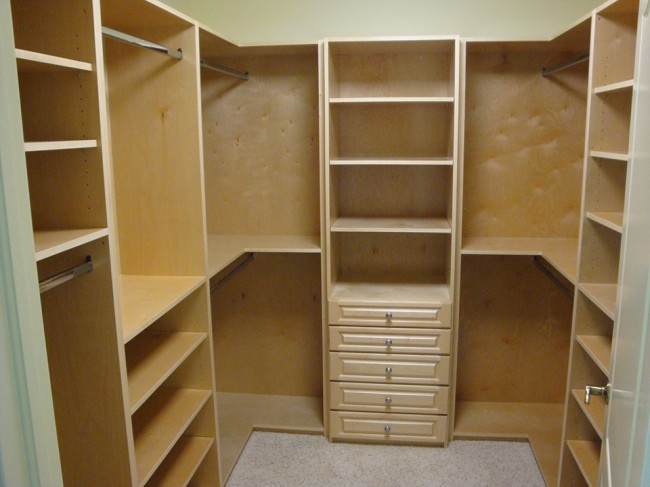 Closet Cabinetry Beverin Solid Surface Inc