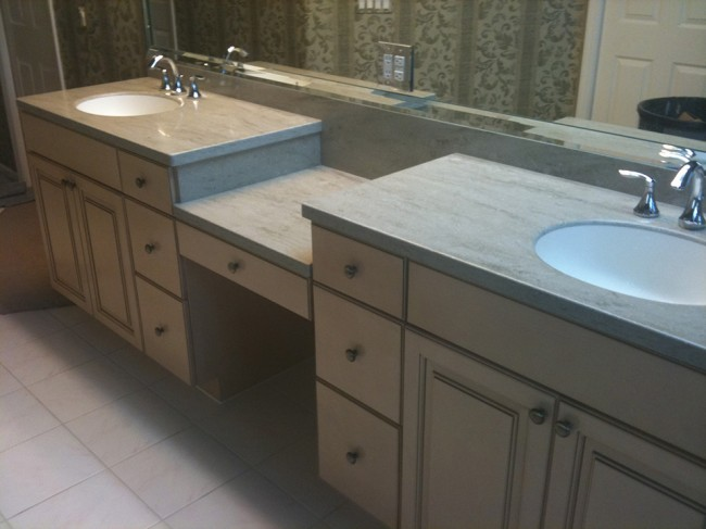 Naples Sagebrush With Custom Cabinets 171 Beverin Solid