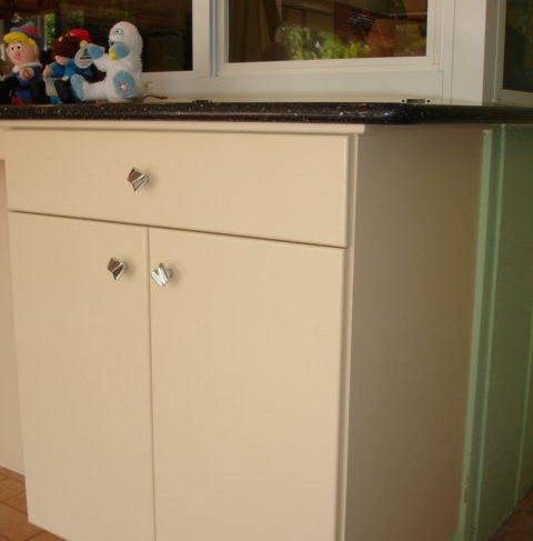 Starboard Cabinetry 171 Beverin Solid Surface Inc